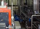 3-Kammer-Vorbehandlungsanlage mit Heizkesselanlage