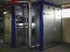 Kammer-Pulvereinbrennofen mit Flügeltüren, direkt Gas beheizt