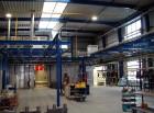 Pulverbeschichtungs- und Nasslackieranlage für Maschinenbaubetrieb