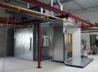 Pulverbeschichtungsanlage für Medizintechnik